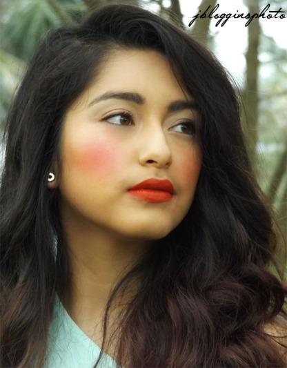 NailMUA: Red Lips