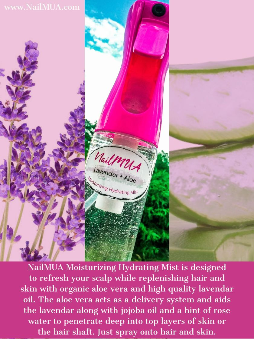NailMUA: Moisturizing Hydrating Mist