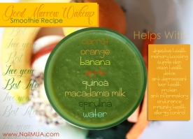 Good Marrow Wakeup Smoothie_Image