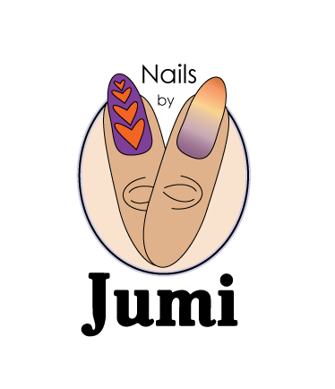 NailMUA: Nails by Jumi Logo