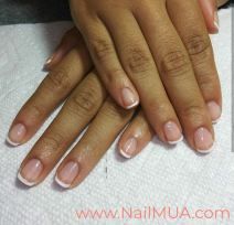 NailMUA: French Gel Manicure $60